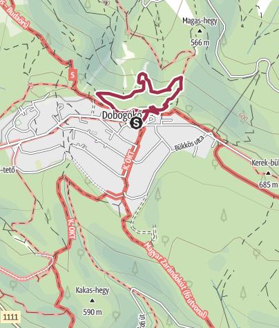 Térkép / Thirring-körút