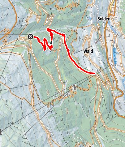 Karte / OHN LINE (6007)