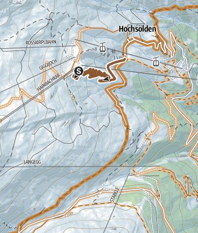 Map / HARBE LINE (6008)