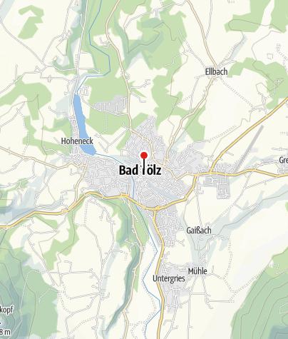Karte / Stadtmuseum Bad Tölz