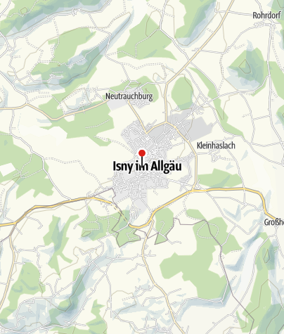 Map / Hotel Garni am Rossmarkt***