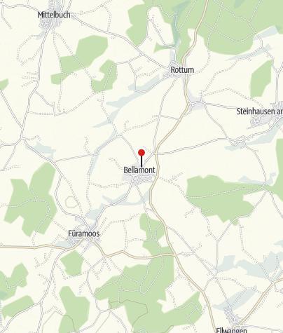 Map / Gasthaus Felsen