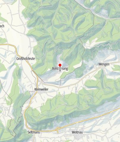 Mapa / Landgasthof zum Schwarzen Grat