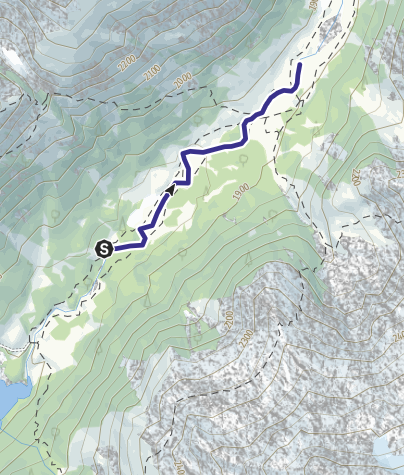 Map / Val di Fumo NK5