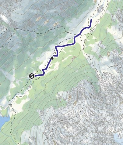Karte / Val di Fumo NK5