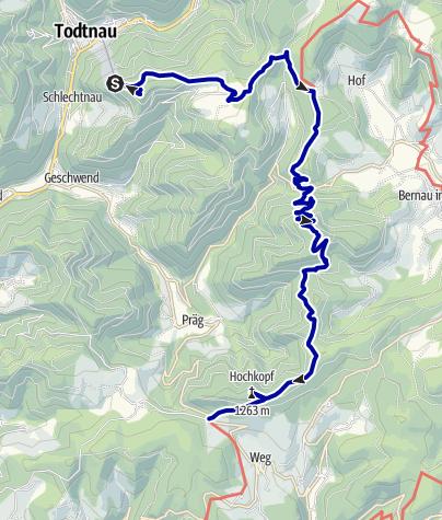 Map / Genießerpfad - Turmsteige