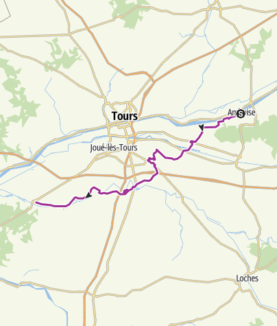 Amboise To Azay Le Rideau Bicycle Ride Outdooractive Com