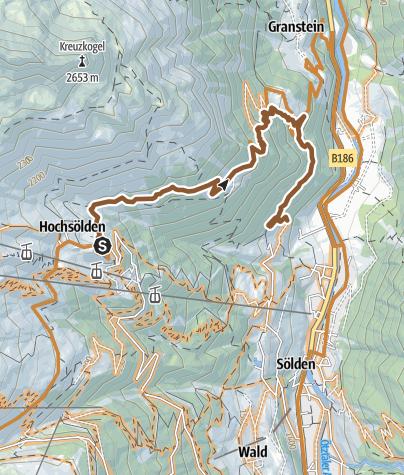 Map / Leiterberg Trail (672)