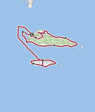 Îles de Lérins • Wanderung » outdooractive.com