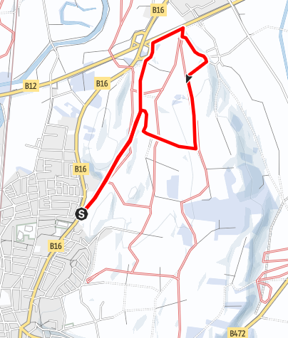 Karte / Lorettorundweg