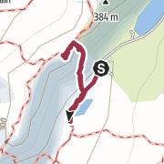 Map / Breakneck Ridge short trail