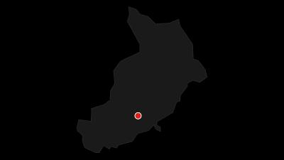 Térkép / Kinizsi-vár (Nagyvázsony)
