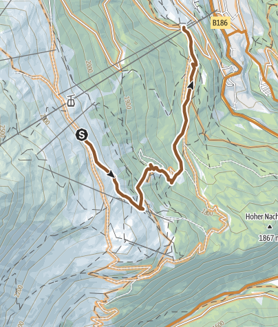 Map / Nene Trail (696)