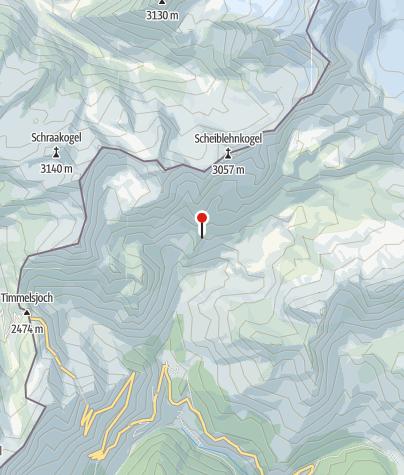 Karte / Locherhütte