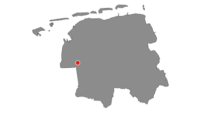 Karte / Ems-Jade-Kanal Radweg