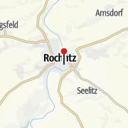 Térkép / Rochlitz