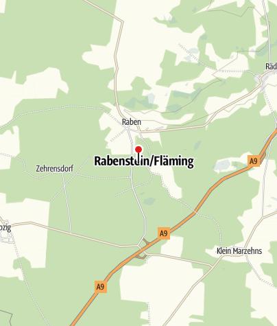 Karte / Burg Rabenstein