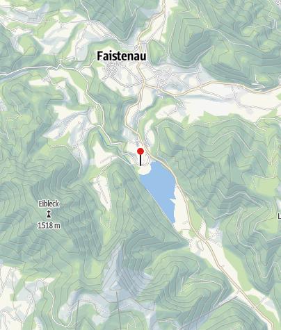 Karte / Runnersfun Bewegungsarena Faistenau-Hintersee