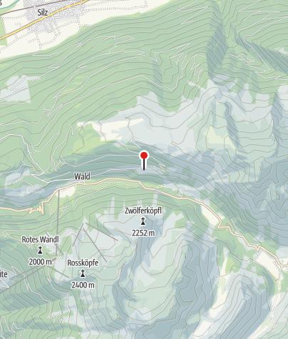 Map / Berghotel & Gasthof Marlstein