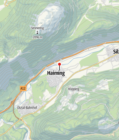 Map / Wiggi Rafting GmbH