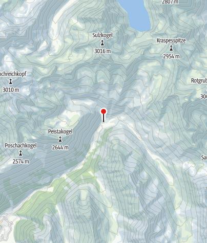 Map / Kleinhorlachalm