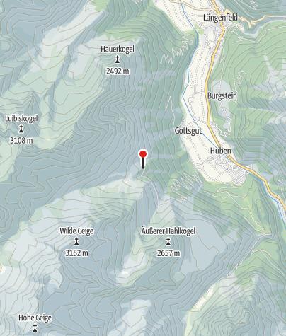 Map / Breitlehnalm