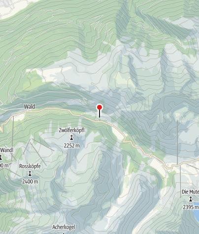 地图 / Almhof Mareil