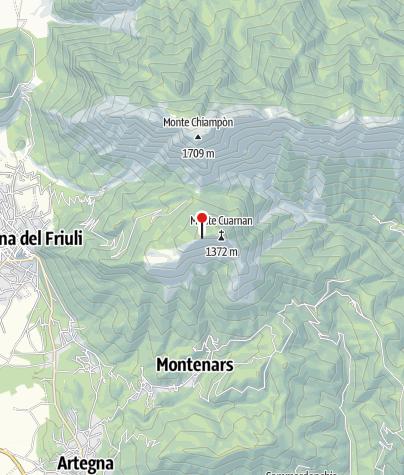 Karte / Ricovero E. Pischiutti