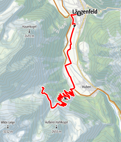 Map / Breitlehnalm (637)