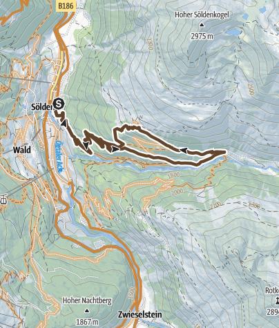 Map / Enduro Windach - B