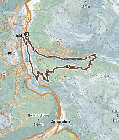 Map / Enduro Stille Seite - C