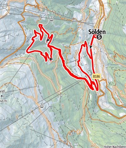 Map / Enduro Stabele - F