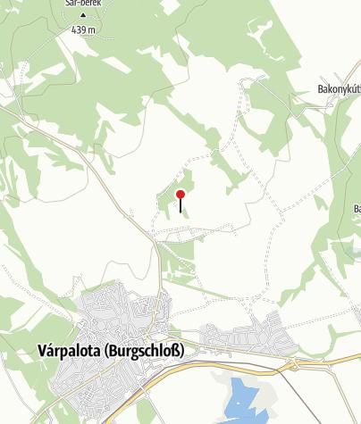 Térkép / Maderspach Viktor-kilátó (Várpalota)