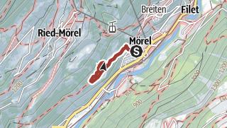 Map / Chestnut Plantation Salzgäb