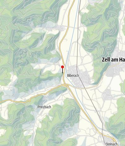 Karte / Konradskapelle