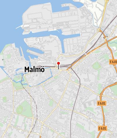 Map / Malmö