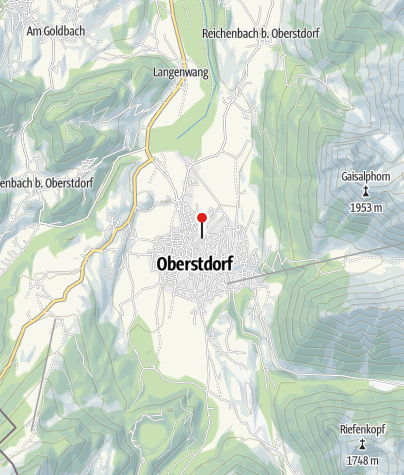 "Map / Oberstdorf - Meran ""From valley to valley"""