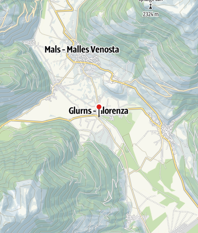 Karte / V3 Glurns Parkplatz (Stage 6)