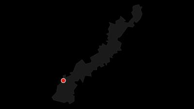 Karte / Moselhöhenweg (Eifelseite) (M) – Gesamtverlauf