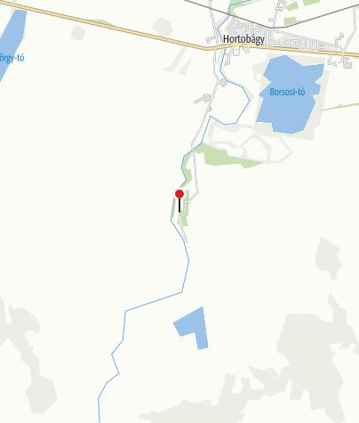 Térkép / Hortobágyi Vadaspark