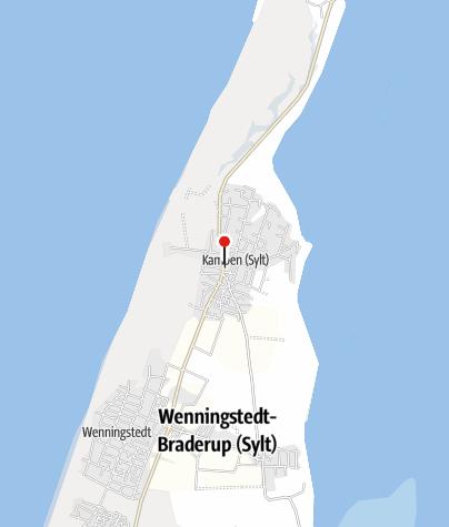 Karte / Kaamp-Hüs / Tourismus-Service Kampen