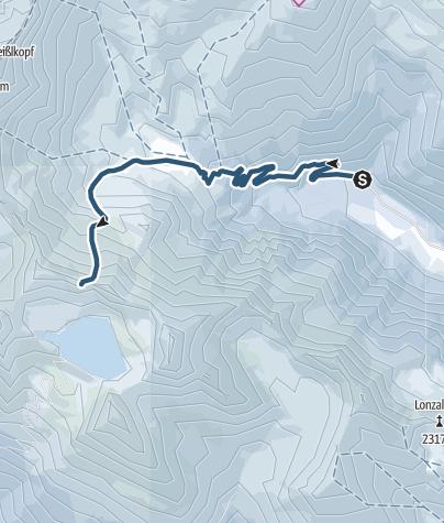 Kalte Wand über Jamnigalm • Skitour » outdooractive.com