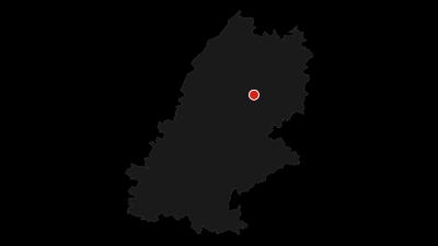Map / Die historische Fautsburgrunde