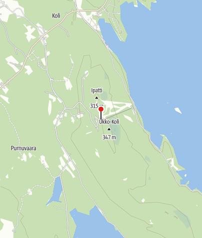 Map / Koli National Park