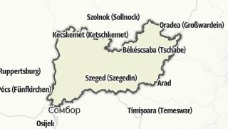 Map / Dél-Alföld