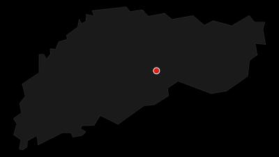 Cartina / Von Lauterbrunnen nach Stechelberg