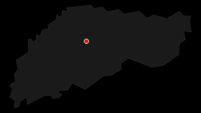 Cartina / Von Aeschiried zur Brunnihütte