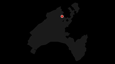 Karte / Von Yvonand zum Tour St-Martin