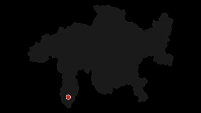 Karte / Vom Val Leggia ins Val Cama