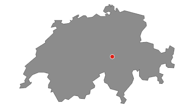 Karte /  Arni Bike - 407 SchweizMobil